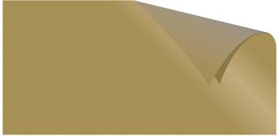 Alu-Doppelfolie gold / gold 50 X 78 cm