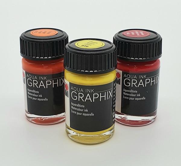 Aqua Ink GRAPHIX 15ml