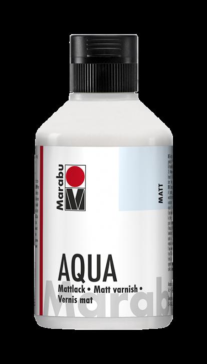 AQUA Mattlack 250ml