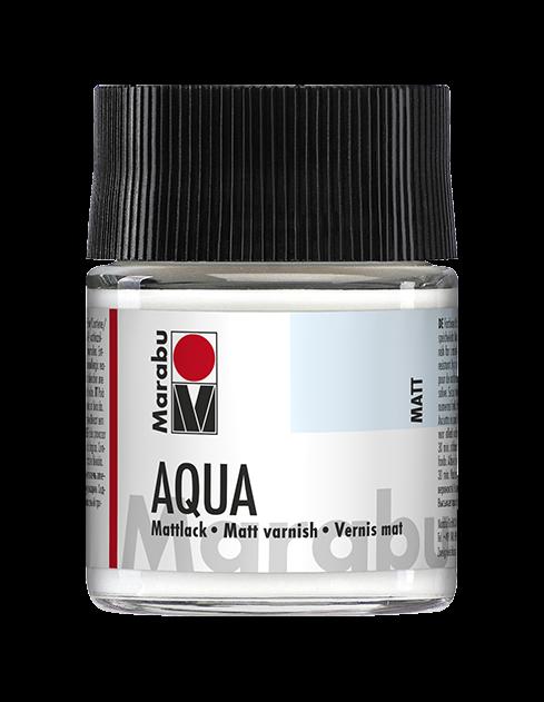AQUA Mattlack 50ml