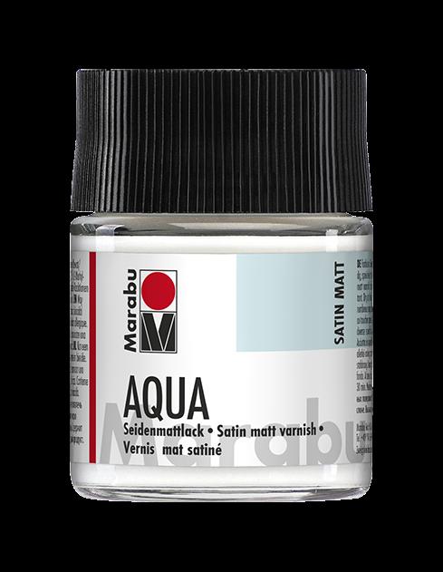 AQUA Seidenmattlack 50ml