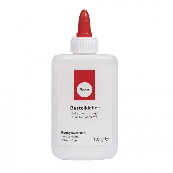 Bastelkleber, Flasche 125g