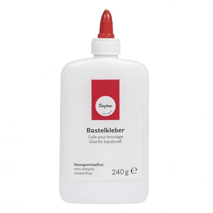 Bastelkleber, Flasche 240g
