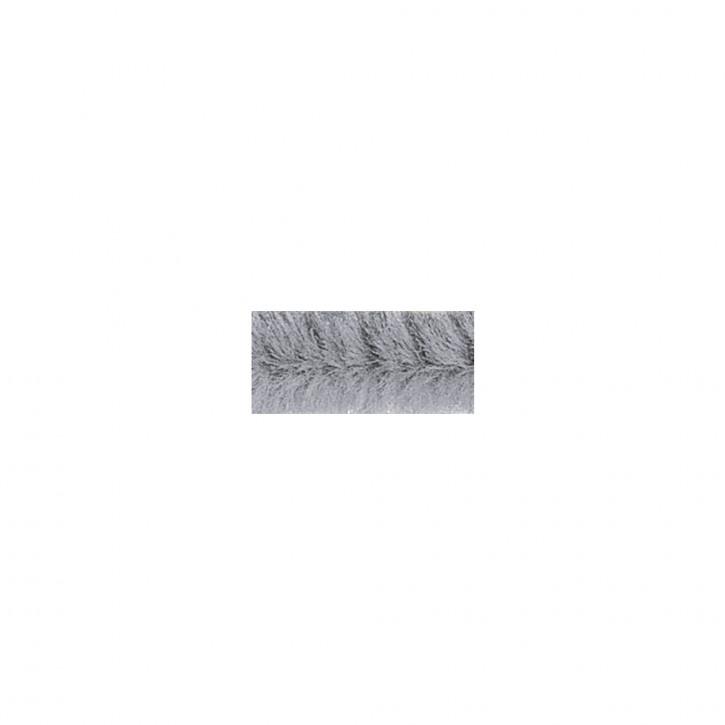 Chenilledraht Grau 50cm, Stärke 9 mm, SB-Btl 10Stück