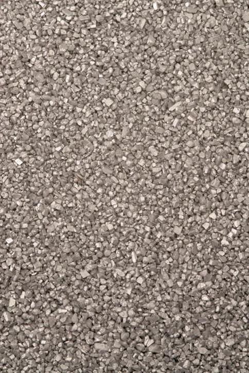 Deco Sand 480g, Silber