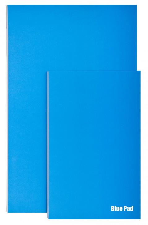 Der Blaue Block 170g, A5, 40Bl.