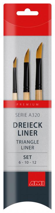 Dreieck Liner Serie A320 AMI