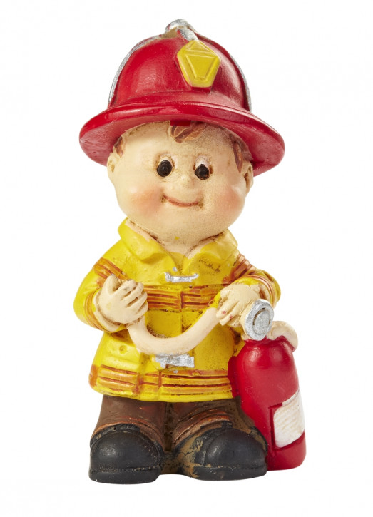 Feuerwehrmann ca. 4,5 cm
