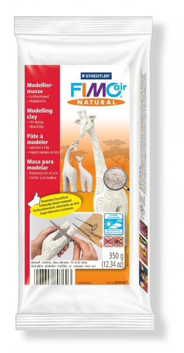 Fimo air Natural 8150 edelweiß 350g