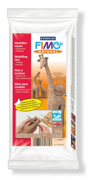 Fimo air Natural 8150 sandstein 350g
