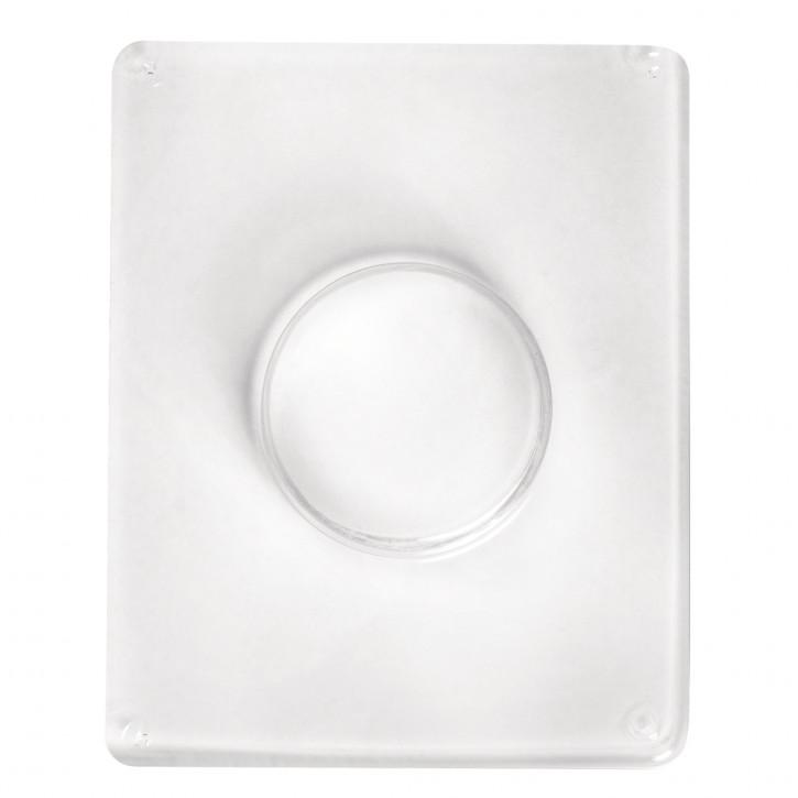 Gießform: Kreis, 5,5cm ø Tiefe 3,5 cm
