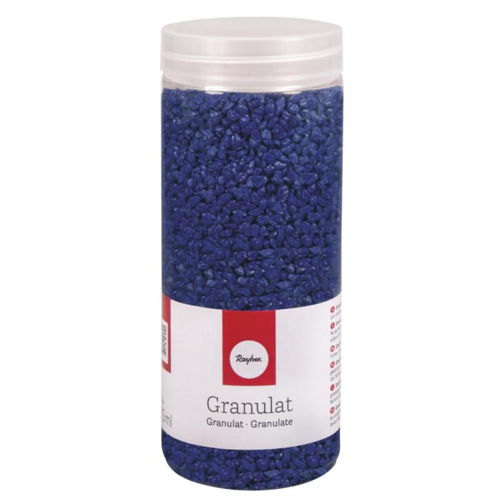 Granulat, royalblau 2-3mm, Dose 475ml