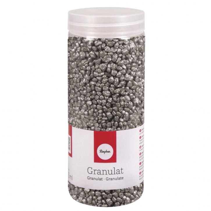 Granulat silber 2-3mm, Dose 475ml