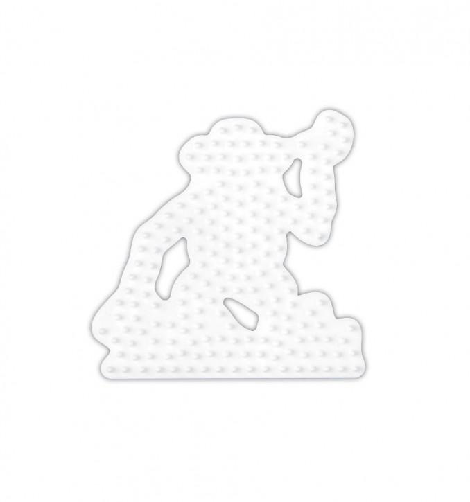 Hama Steckplatte Affee klein