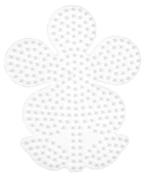 Hama Steckplatte Blume klein