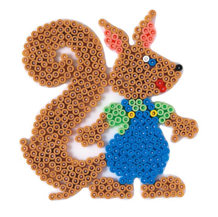 Hama Steckplatte Eichhörnchen