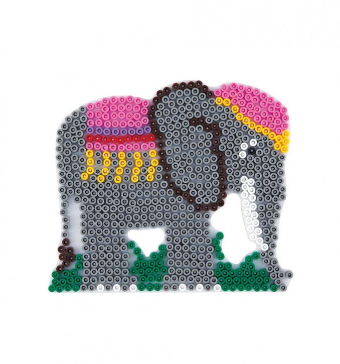 Hama Steckplatte Elefant Groß