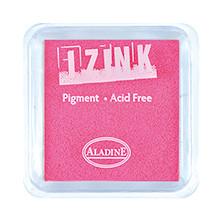 IZINK Pigment Stempelkissen, fluo-pink