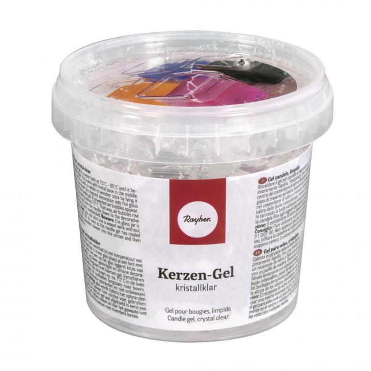 Kerzen-Gel Becher á 300 g = ca. 365 ml