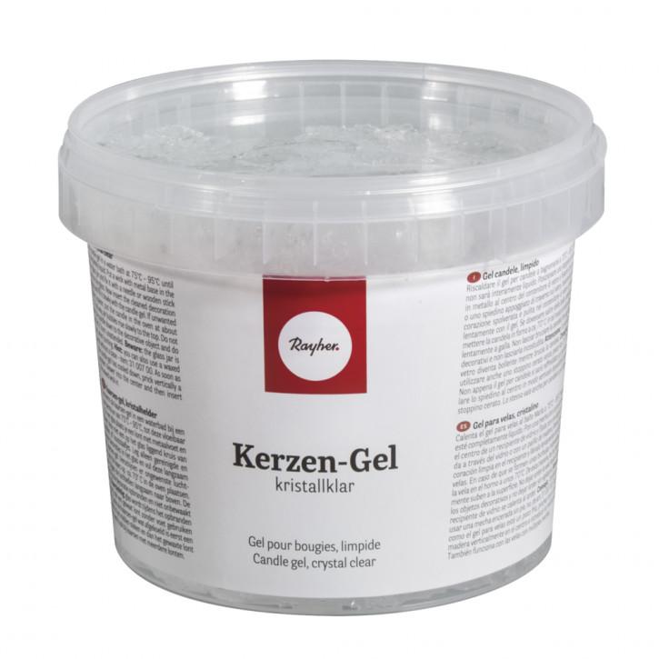 Kerzen-Gel Becher á 750 g = ca. 850 ml