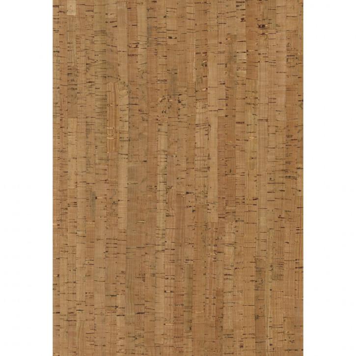 Korkstoff Streifen gerollt 45x30cm, breit, 0,5 mm , Box 1Rolle
