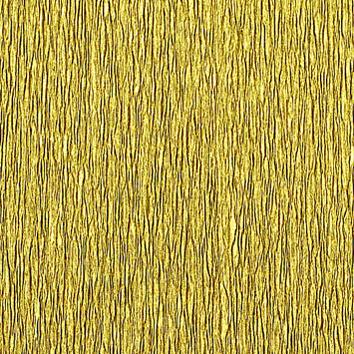 Krepppapier, 50cm x 250cm, gold
