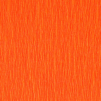 Krepppapier, 50cm x 250cm, orange