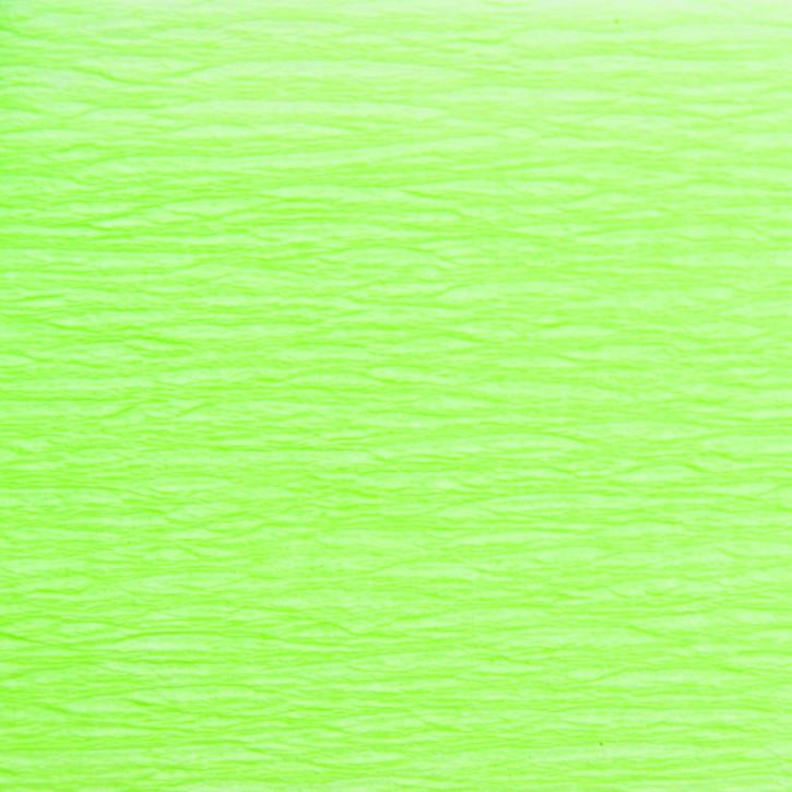 Krepppapier, 50cm x 250cm, pastellgrün