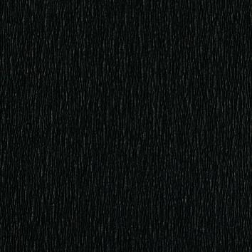 Krepppapier, 50cm x 250cm, schwarz