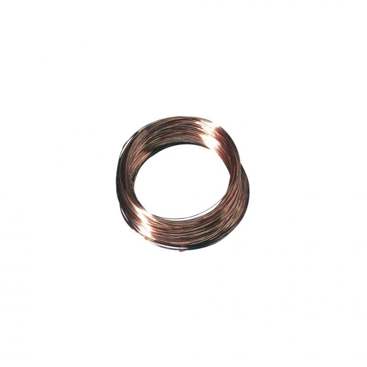 Kupferdraht 1,0 mm ø, SB-Btl. 4 m