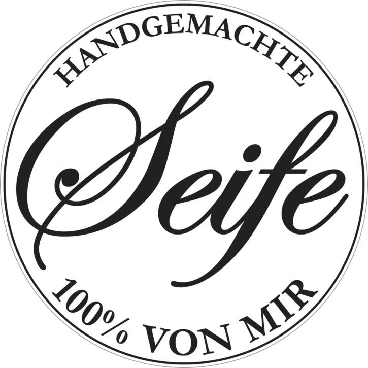 Label Handgemacht, 45mm, SB-Btl 1Stück