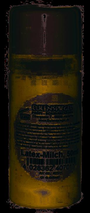 Latex Milch in Flasche 50ml