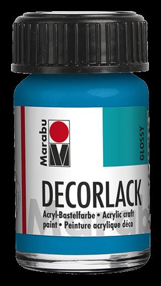 Marabu Decorlack 15 ml Cyan