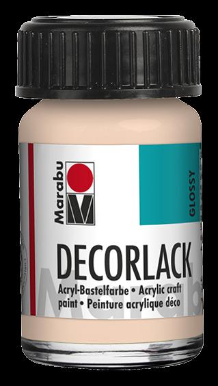 Marabu Decorlack 15 ml Hautfarbe