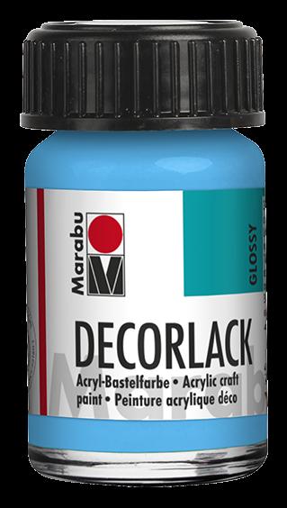 Marabu Decorlack 15 ml Hellblau