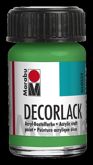 Marabu Decorlack 15 ml Hellgrün