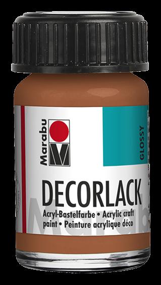 Marabu Decorlack 15 ml Metallic Kupfer