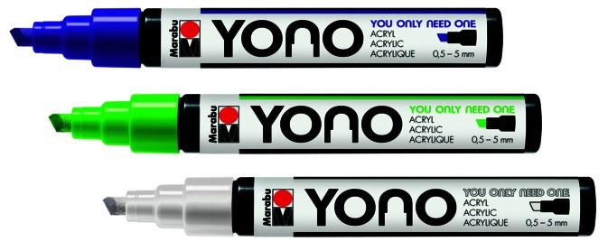 Marabu YONO Marker 0,5-5 mm