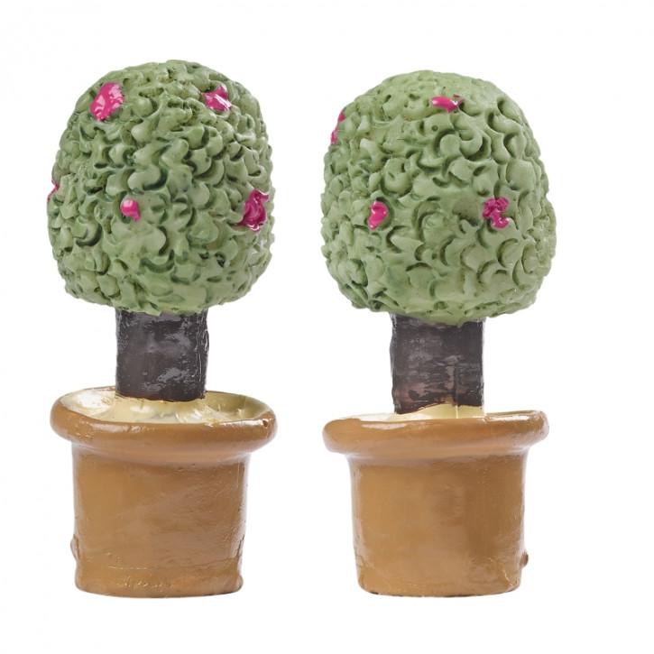 Mini Baum im Topf 3 cm, Btl. a 2 Stück