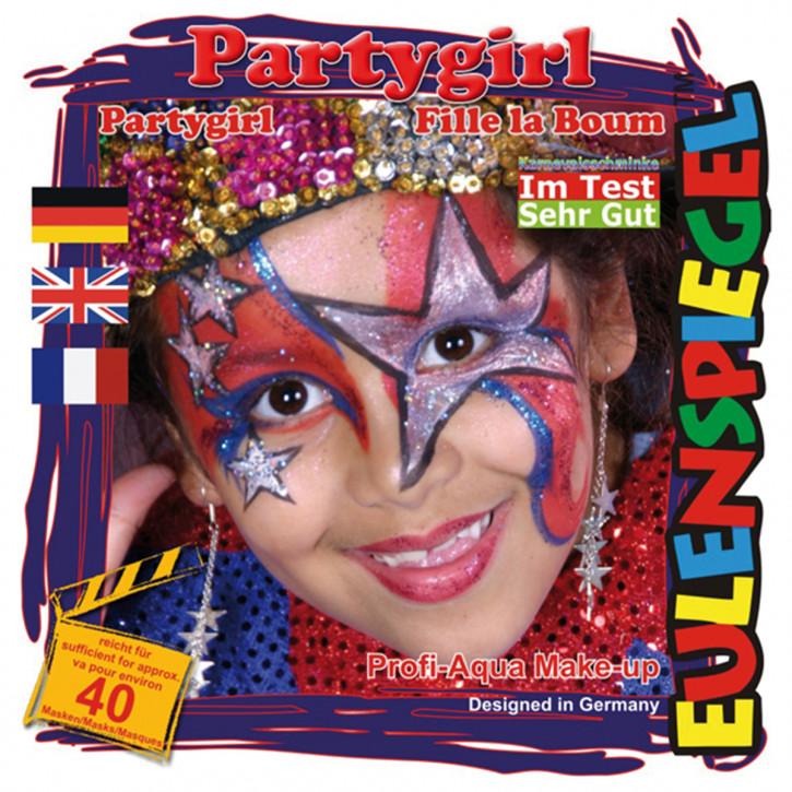 Motiv-Schmink-Set Partygirl