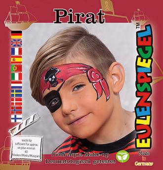 Motiv Schmink-Set Pirat