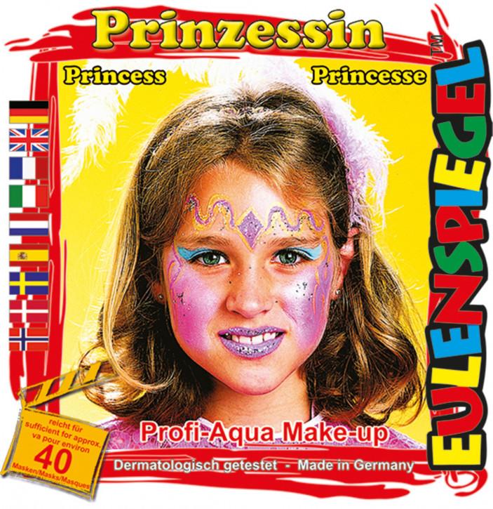 Motiv-Schmink-Set Prinzessin
