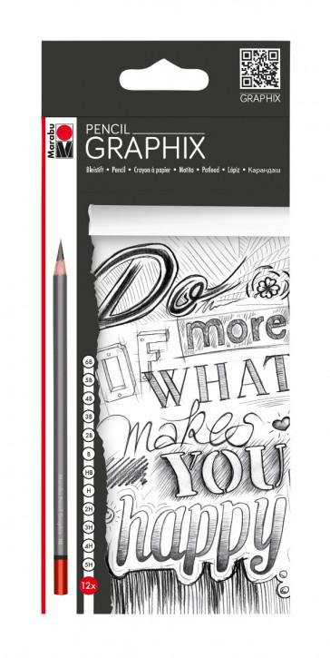 Pencil GRAPHIX 12Stifte