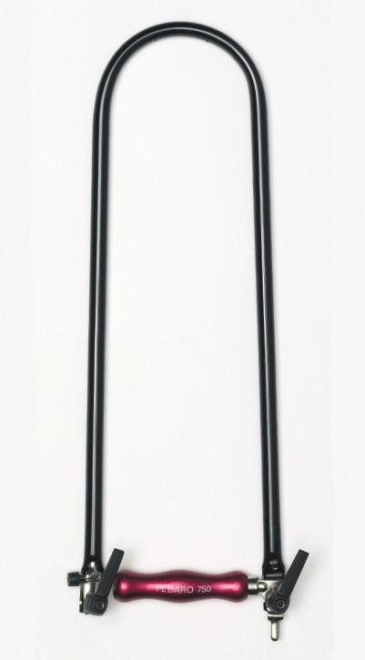 Profi-Laubsägebogen mit Federspannvorrichtung