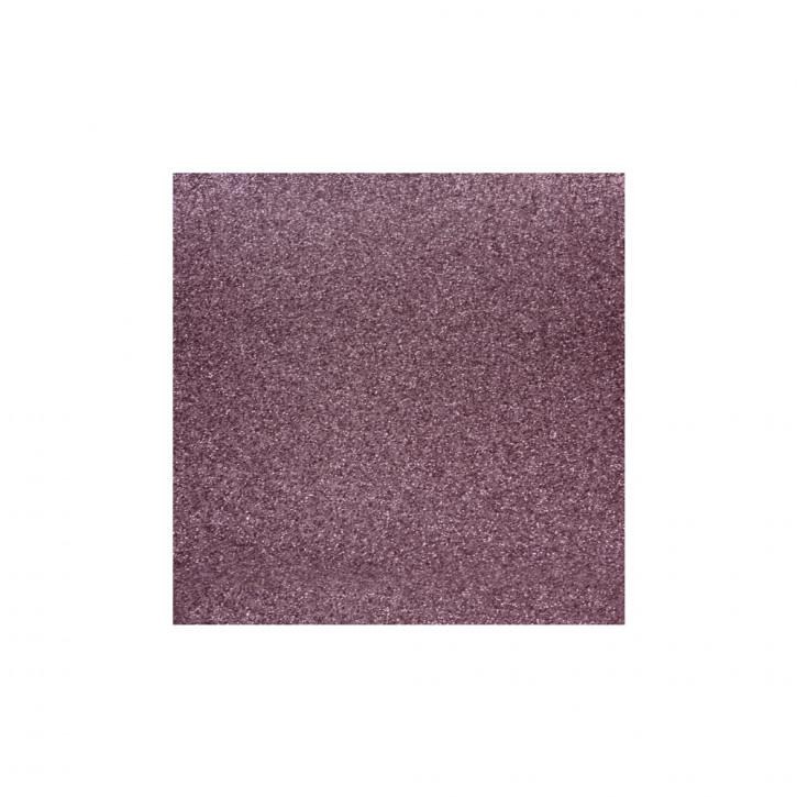 Scrapbooking-Papier: Glitter, muschelrosa 30,5x30,5cm, 200 g/m2