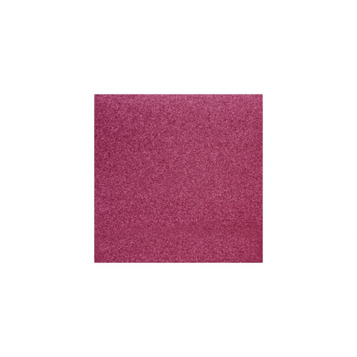 Scrapbooking-Papier: Glitter, pink 30,5x30,5cm, 200 g/m2