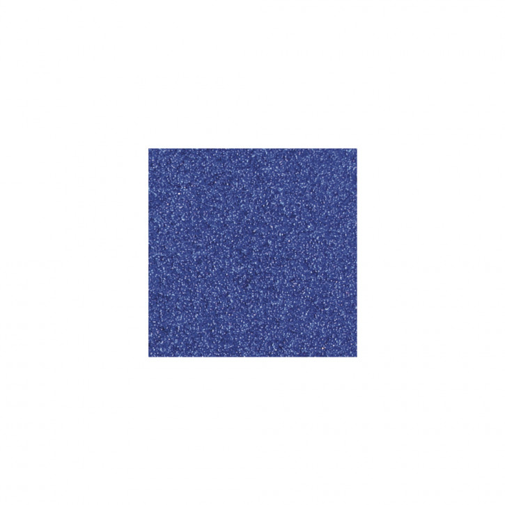 Scrapbooking-Papier: Glitter, royalblau 30,5x30,5cm, 200 g/m2