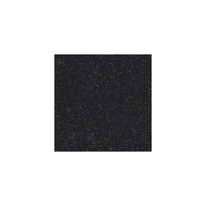 Scrapbooking-Papier: Glitter, schwarz 30,5x30,5cm, 200 g/m2