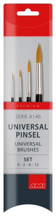 Set Universalpinsel Serie A140 AMI