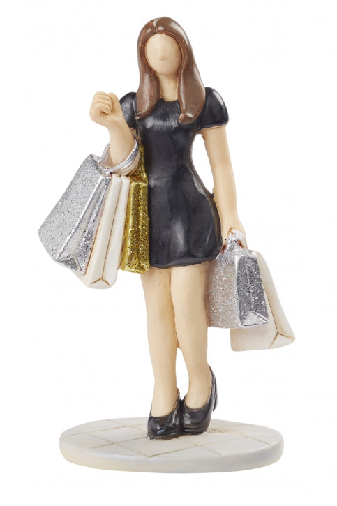 Shopping Queen ca. 10 cm